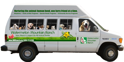 Watermelon Ranch Van